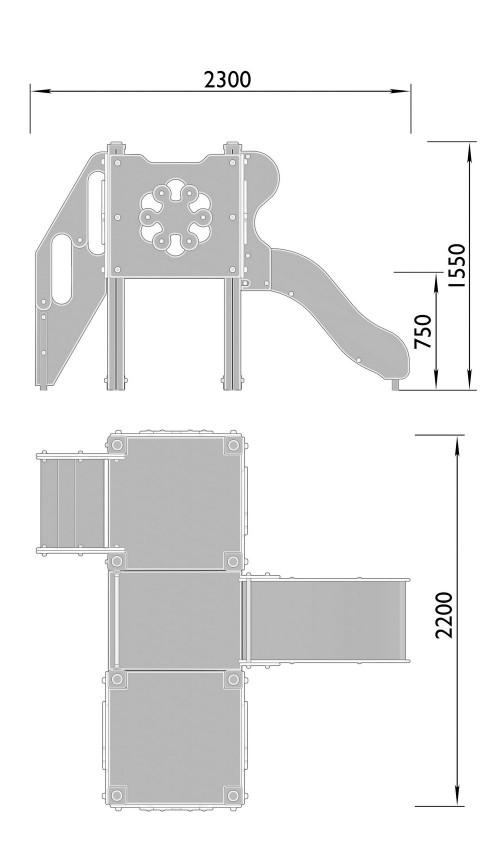 2020-1 Горка-манеж, фото №2
