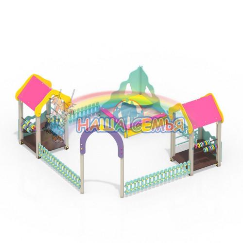 Песочный дворик Тип 2