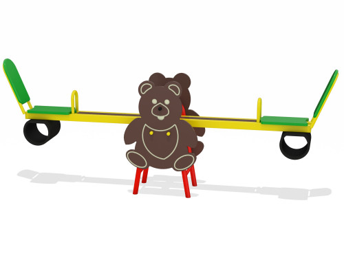 Качалка Медвежонок