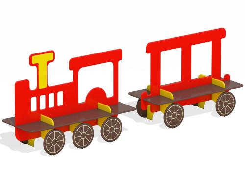 Лавочки Поезд