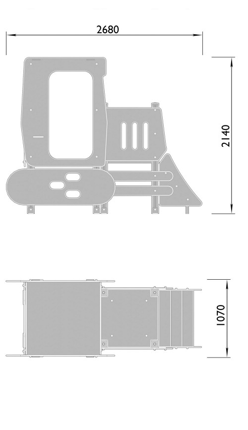 4501-1 Трактор, фото №2