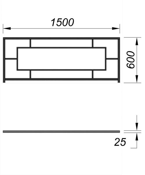 5000 Ограждение Тип 1, фото №2