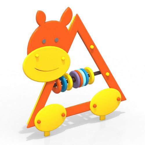 Игровая панель Корова