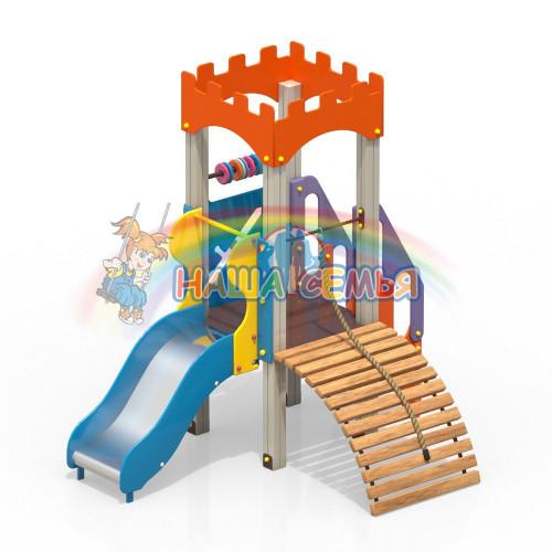 Комплекс детский Крепость