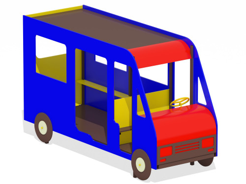 4301 Автобус, фото №1
