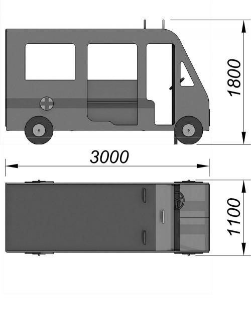 4300-3 Скорая помощь, фото №2