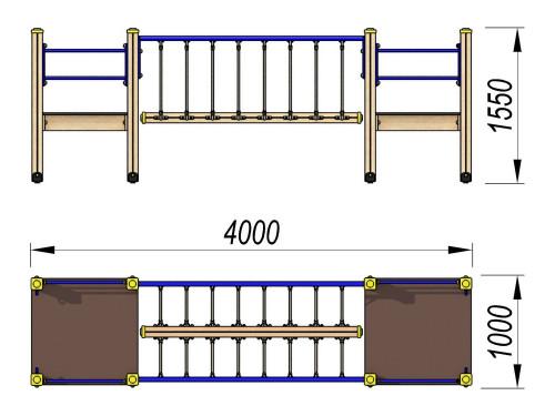 3113 Спортивный комплекс Тип 13, фото №2