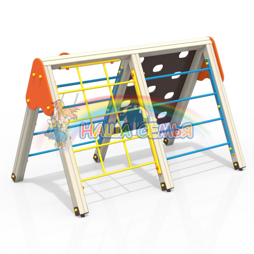 Детский спортивный комплекс Тип 3