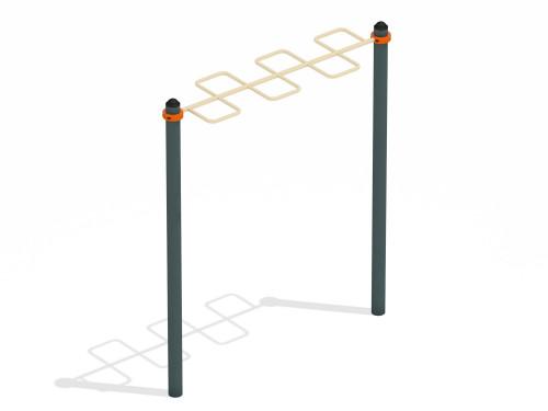 Шведская стенка для воркаут СХ-8