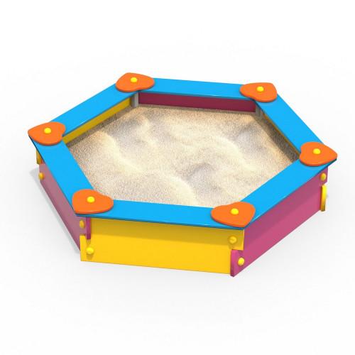 Песочница 6-гранная
