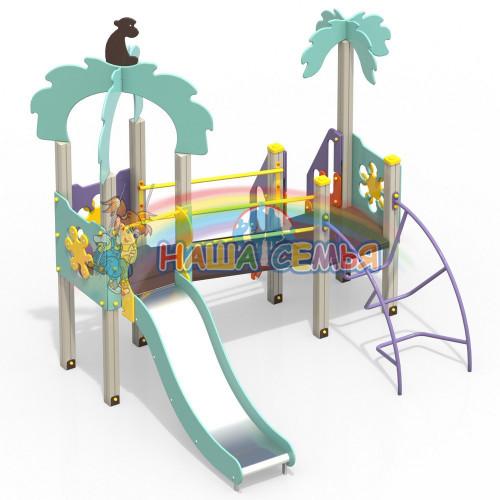 Комплекс детский Джунгли