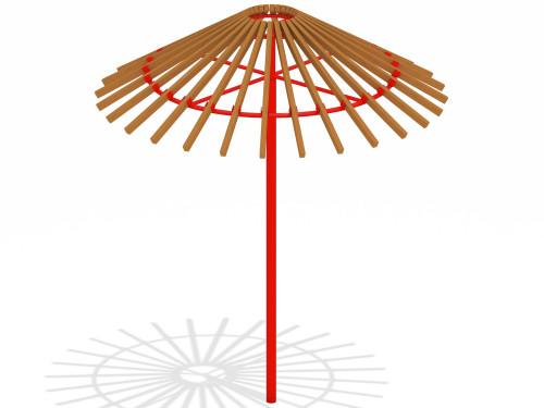 Зонтик теневой