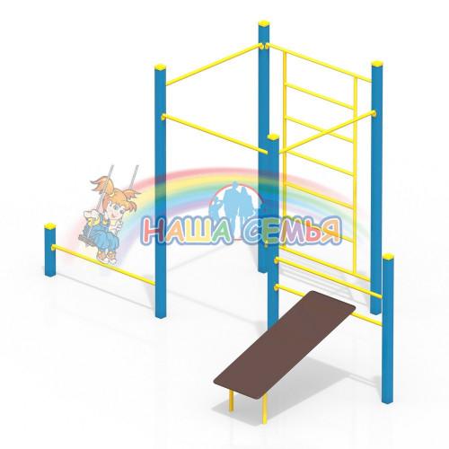 Спортивный комплекс для воркаут Тип 2