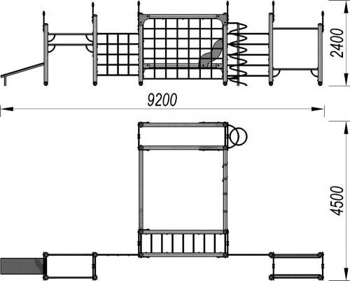 3102 Спортивный комплекс Тип 2, фото №2