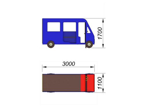4301 Автобус, фото №2
