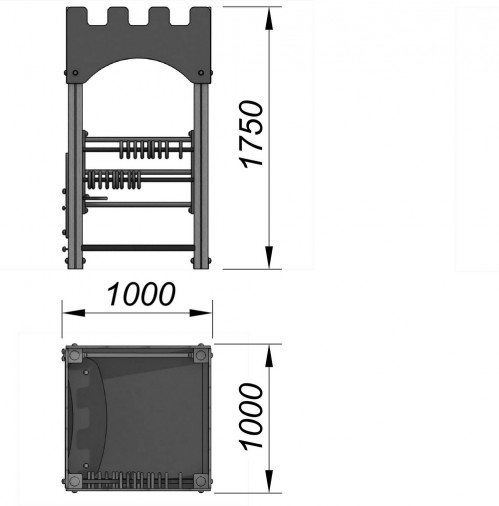 4104-3 Домик Тип 6, фото №2