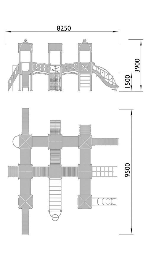 2470-1 Крепость, фото №2